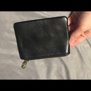 Madewell coin purse
